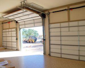 High Lift Garage Doors Friendswood